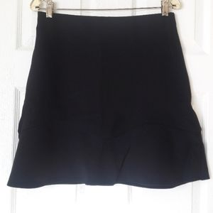 NWT Loft Black Skirt
